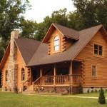 Bpb Log Homes Aspen Home Plan Timberline