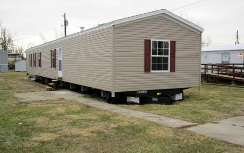 Brand New Mobile Home Owner Finance House Trailer