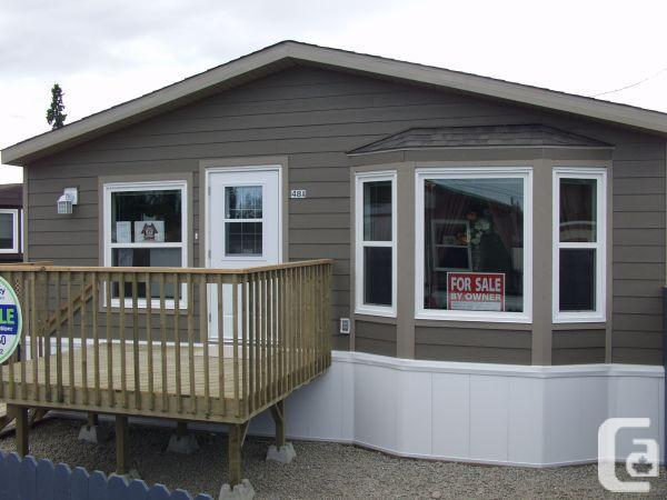 Brand New Modular Double Wide Mobile Home Takhinni
