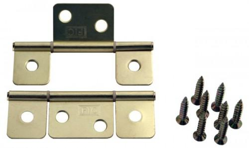 Brass Pictured Nickel Available