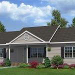 Briar Ridge Ranch Style Modular Homes