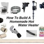 Build Homemade Water Heater