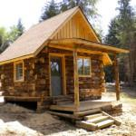 Build Rustic Cabin Under