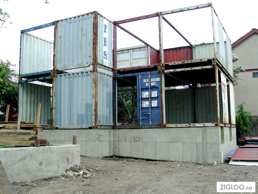 Build Shipping Container House Traders Know