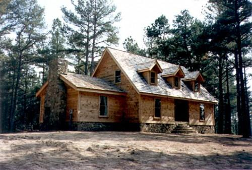 Build Your Log Homes Using Wholesale Logs