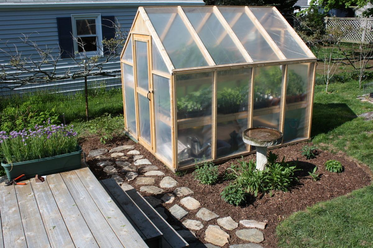 Building Greenhouse