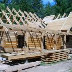 Building New Log Home Credits Ecolog Homes