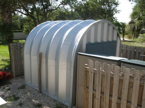 Building Your Prefab Metal Shed Kit Storage Nice Project