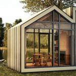 Bunkie Prefabricated Garden Guest House