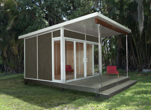 Cabin Fever Miami Based Manufacturer Smart Prefab Buildings