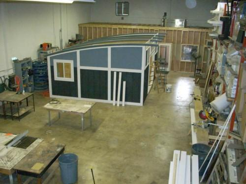 Cabin Fever Prefab Shop