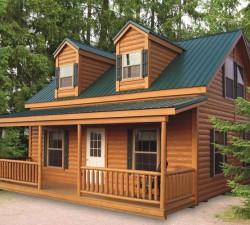 Mobile Home Cabins