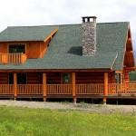 Manufactured Log Cabin Homes