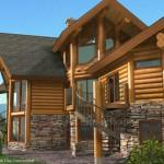 Blue Ridge Modular Log Homes