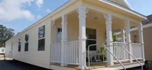 Calvin Klein Homes Mobile Home Cottage Covington Louisiana