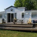 Camping Rotonde Village Western Mobile Home Type Lafayette
