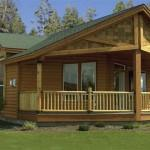 Can Add Log Siding Any Our Floor Plans