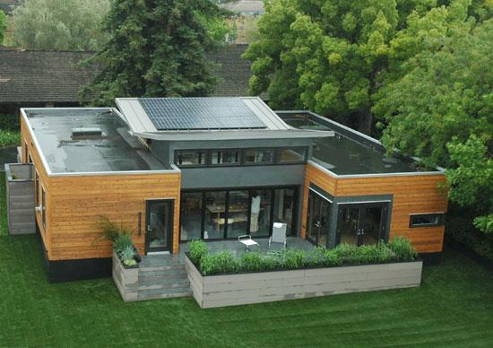 Can Prefab Housing Kits Get Your House Off Grid