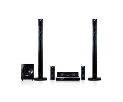 Capable Aramid Fiber Blu Ray Disc Home Theater System