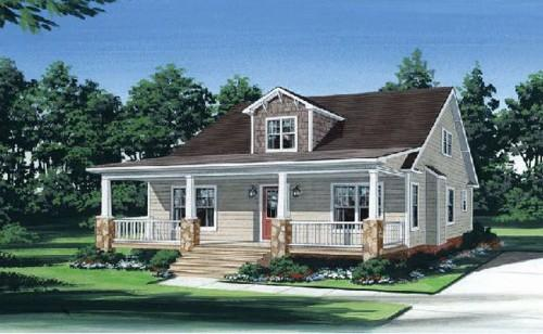 Cape Cod Style Homes Handcrafted Modular Builder North