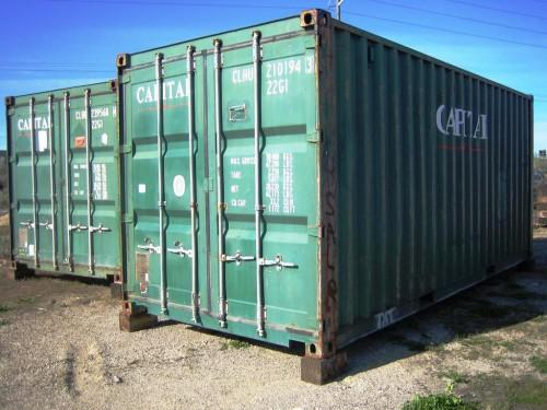 Cargo Shipping Containers Sale