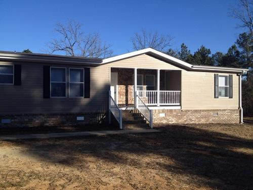 Cavalier Doublewide Mobile Home Acres Coldwater