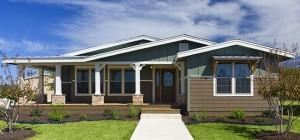 Cavco Lapsiding Manufactured Home