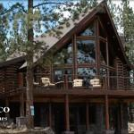 Cedar Timber Frame Homes