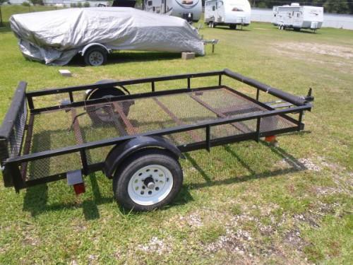 Cheap Utility Trailers Home Depot