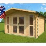 Cheaper Log Cabins Provided