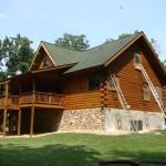 Check Back Often New Log Home Maintenance
