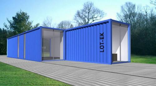 Check Out These Cool Container Home Kits Lot Would