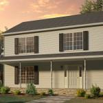 Chesapeake Story Style Modular Homes