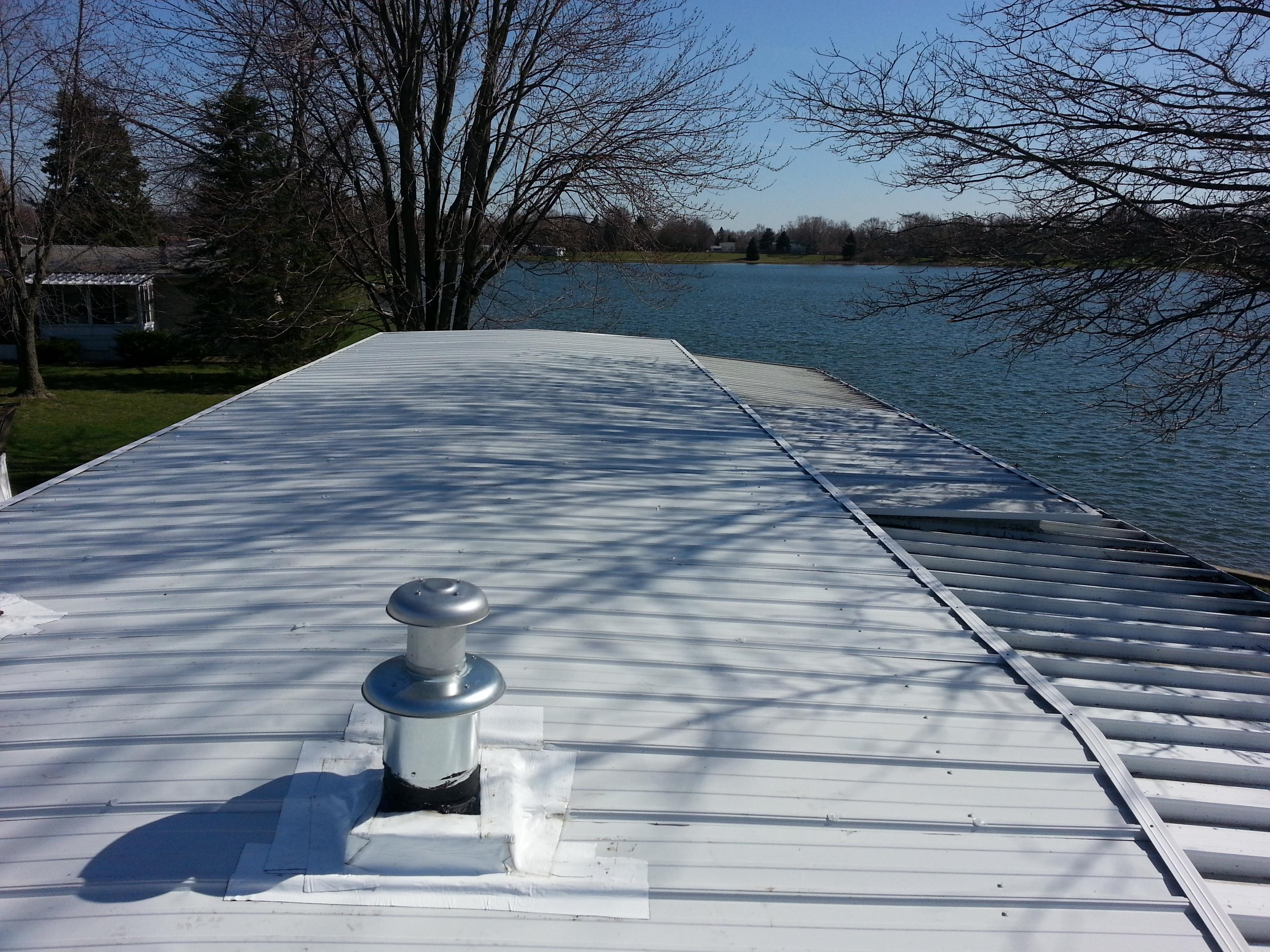 Chesterfield Mobile Home Metal Roof