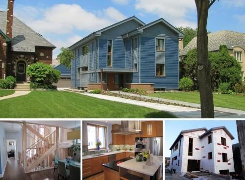 Chicagoland First Certified Passive House