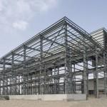 China Prefab Industrial Steel Buildings Pkpm