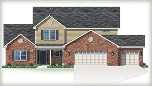 Choose Our Custom Designed Homes One Your Own