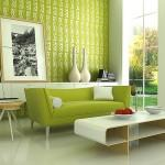 Classic Green Living Room Ideas