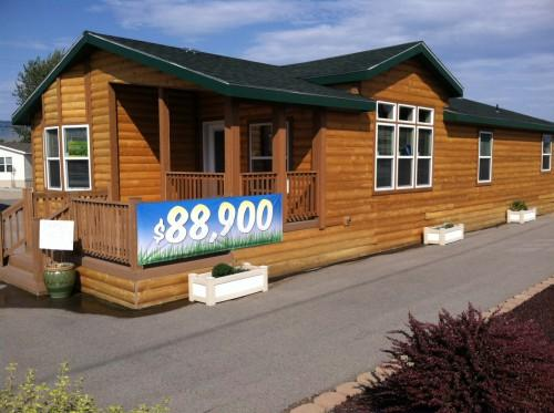 Clayton Cabin Home Model Save Over