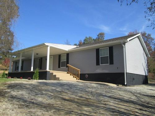 Clayton Doublewide Mobile Home Acres Booneville Kentucky