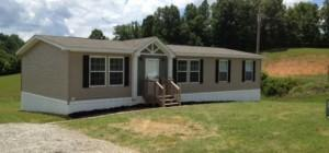 Clayton Doublewide Mobile Home Acres Burkesville Kentucky
