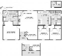 Clayton Home Floor Plans