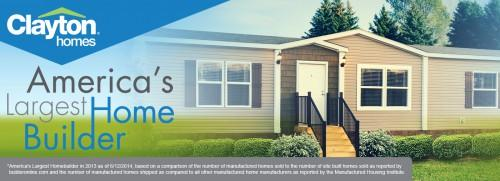 Clayton Homes America Largest Home Builder Based