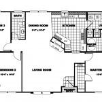 Clayton Homes Floor Plans House Mobile