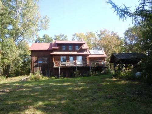Cohasset Log Home Sale