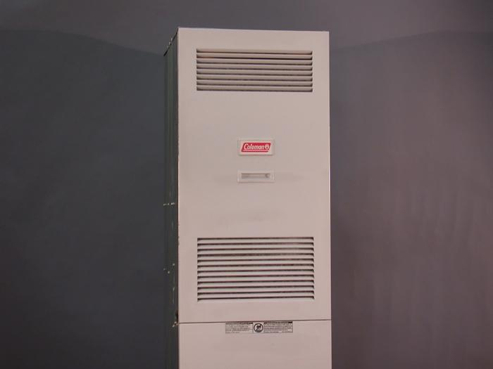 Coleman Evcon Red Gas Furnaces Manufactured Homes