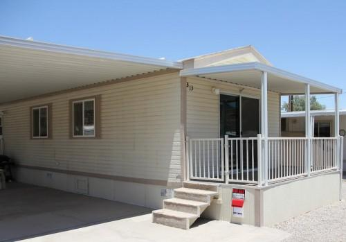 Colorado River Mobile Home Sale Near Lake Havasu