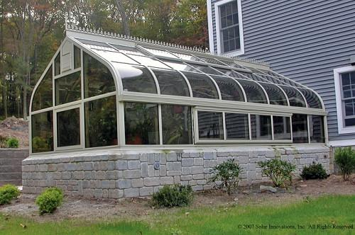 Commercial Greenhouse Kits Packages