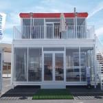 Commercial Prefabricated Building