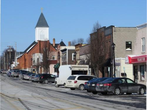 Commercial Street East Rochester